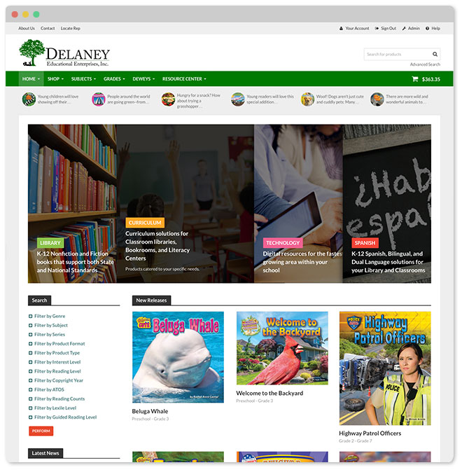 Delaney Educational Enterprises